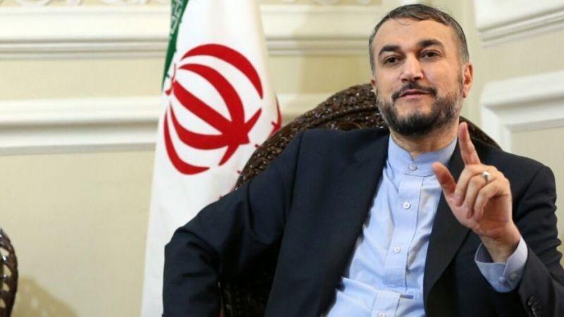 عبد اللهيان: الاحتلال الصهيوني لا يفهم سوى لغة المقاومة والقوة