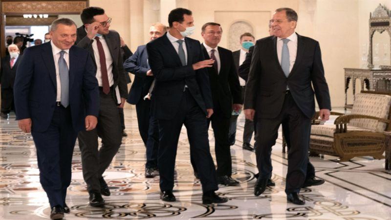 إلى ماذا تهدف زيارة الوفد الروسي الرفيع المستوى الأخيرة إلى دمشق؟