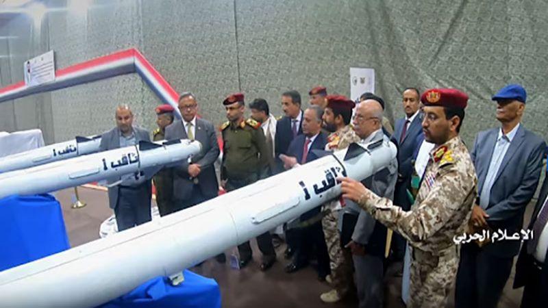 تصاعد القدرات الجوية والصاروخية اليمينة يحاصر العدوان