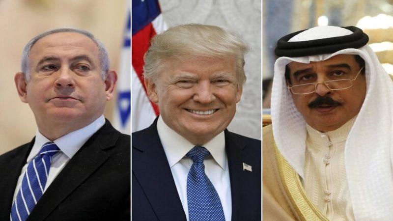 """البحرين على خطى الإمارات .. السقوط في مستنقع """"التطبيع"""""""