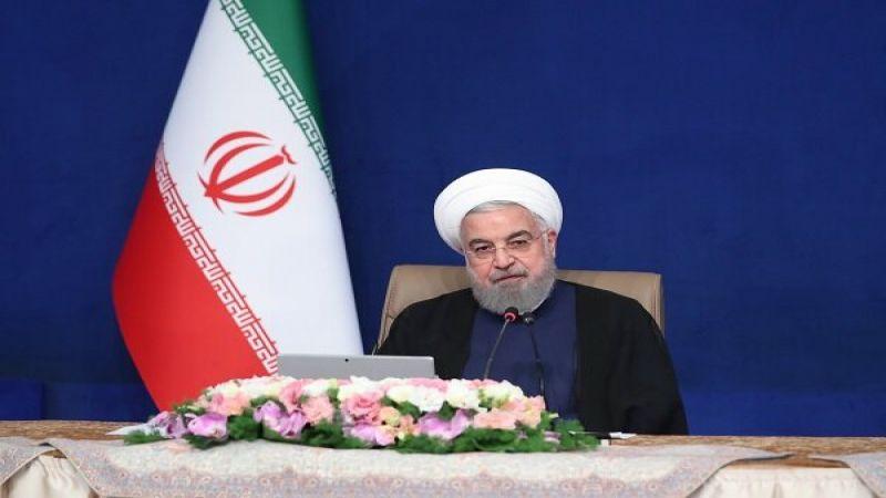 روحاني: العدو يحاول إيجاد خلل في علاقاتنا مع العالم وأفشلنا مخططاته