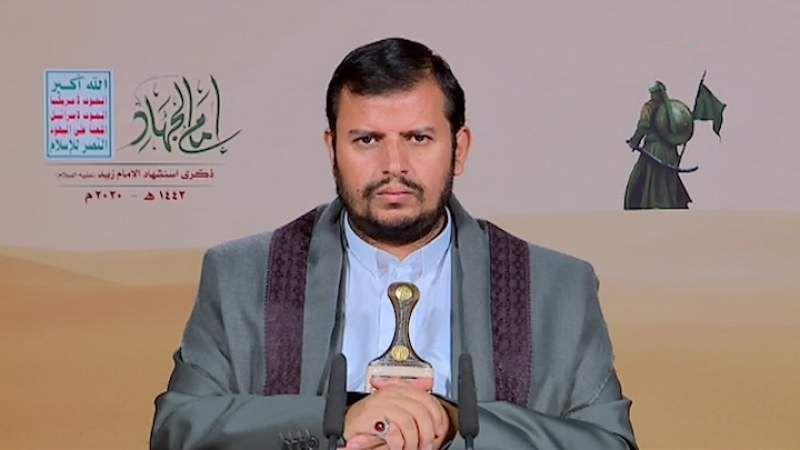 """السيد الحوثي: الموالون لأمريكا و""""إسرائيل"""" يسعون للترويج لحالة التبعية التي يعيشونها"""
