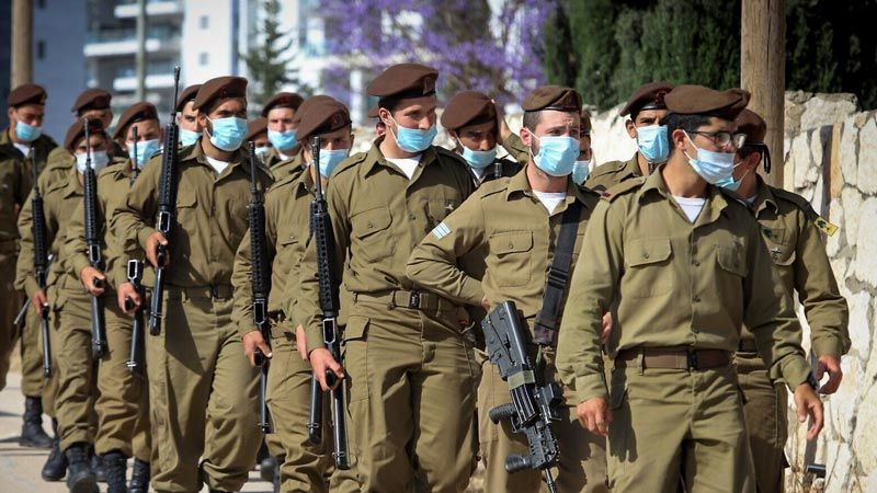 أزمة لقاحات في جيش الاحتلال