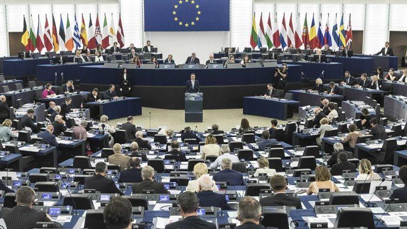 مشروع قرار أوروبي لوقف بيع السلاح للرياض وأبو ظبي
