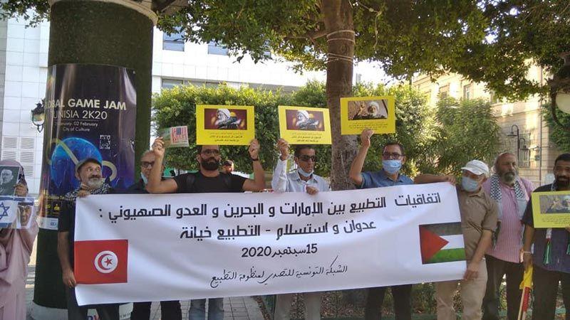 من تونس إلى حكّام التطبيع: القضية الفلسطينية بوصلة الشعوب وكلّ الأحرار