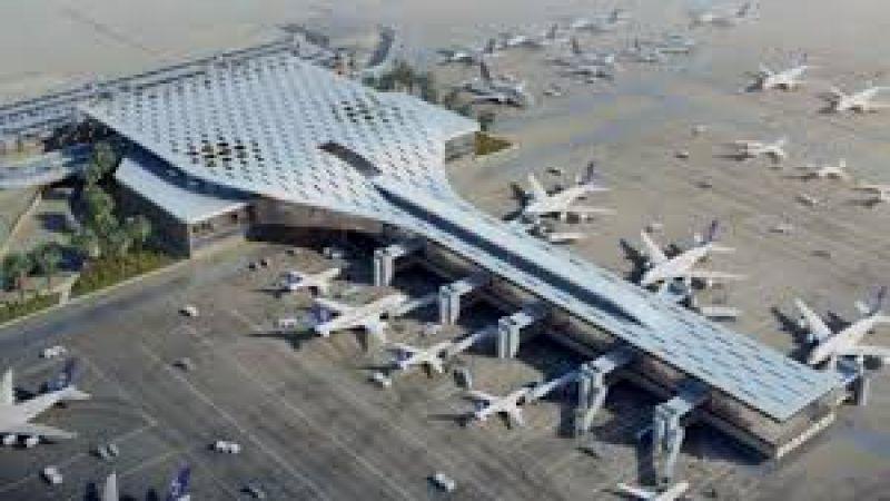 مجددًا .. مطار أبها السعودي تحت رحمة الطائرات اليمنية المسيّرة