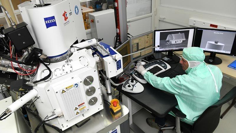 إيران الرابعة عالميًا في مجال النانو تكنولوجيا