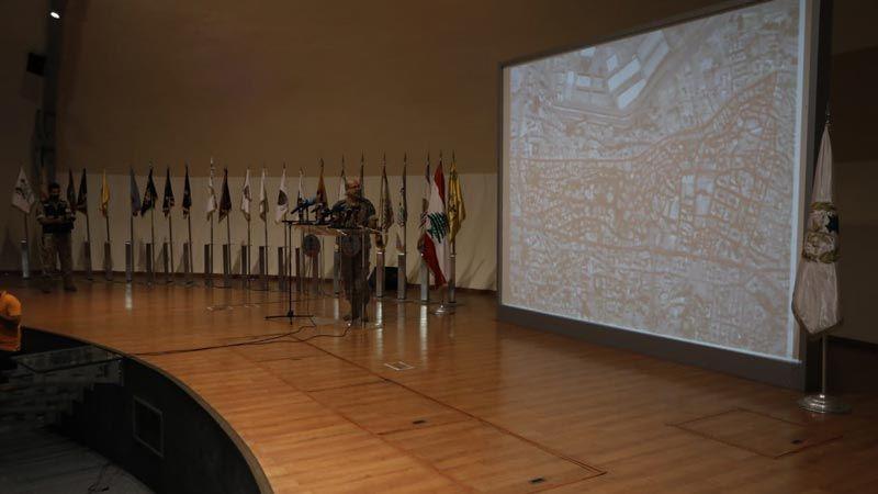 الجيش اللبناني: المفقودون جراء انفجار المرفأ 9 والملفّ لن يُقفل