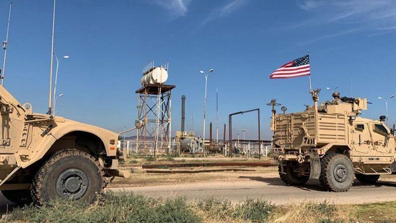 """وزير النفط السوري لـ""""العهد"""": الاحتلال الأمريكي لحقول النفط هو سبب الأزمة"""