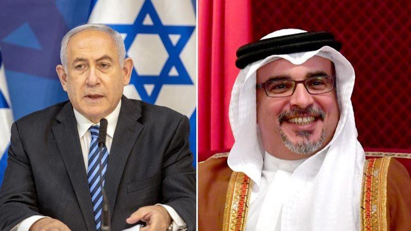 وأصبح نتنياهو يبحث مستجدات المنطقة مع البحرين!