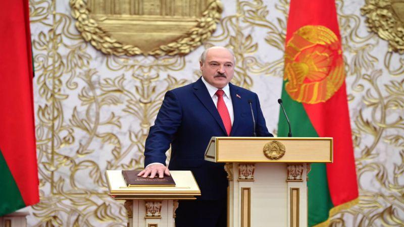 رئيس بيلاروسيا يؤدي اليمين لولاية جديدة والمعارضة تدعو للتظاهر