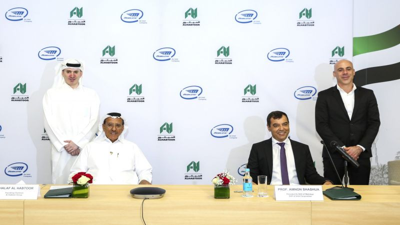 """ما بعد التطبيع.. اتفاقيات تجارية بين دبي و""""تل أبيب"""""""