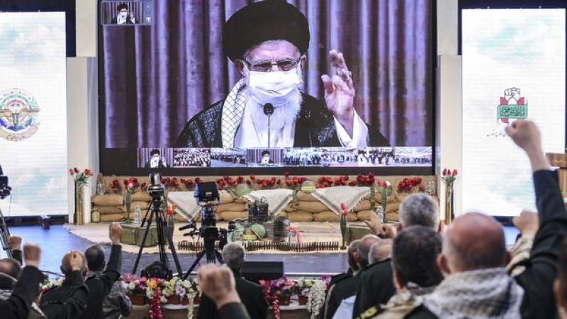 الامام الخامنئي: جبهة العدل والحق ستحقق النصر الكبیر