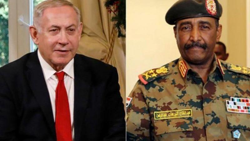 التطبيع السوداني الإسرائيلي وشيك جدًا: لقاء البرهان ونتنياهو قريبًا في أوغندا