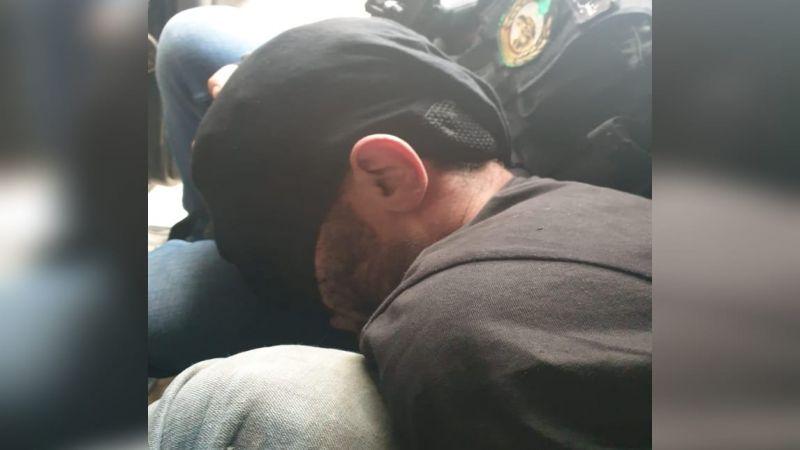 بالفيديو: إلقاء القبض على الارهابي احمد الشامي المتورط بجريمتي كفتون والبداوي