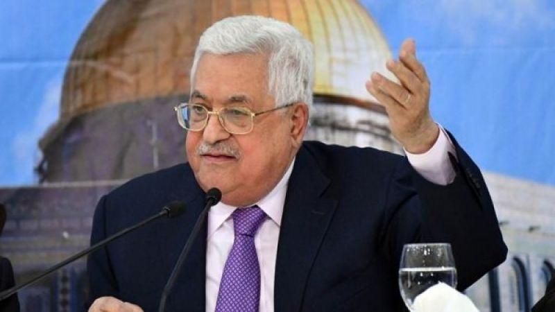 """عباس: الإدارة الأمريكية و""""إسرائيل"""" استبدلتا الشرعية الدولية بصفقة القرن وخطط الضم"""