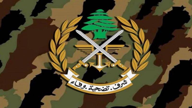 شهيدان للجيش اللبناني إثر إفشال هجوم إرهابي على معسكر عرمان شمالا