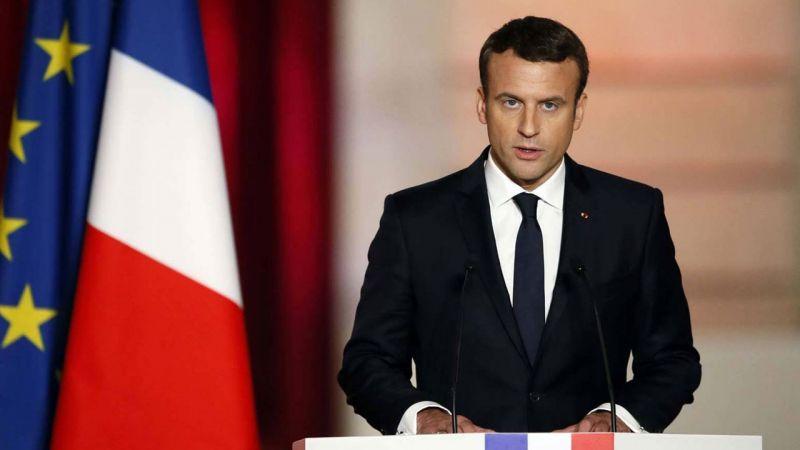 ماكرون: المبادرة الفرنسية لم تسحب عن الطاولة وعلى اللبنانيين انتهاز فرصة تأليف حكومة إنقاذ