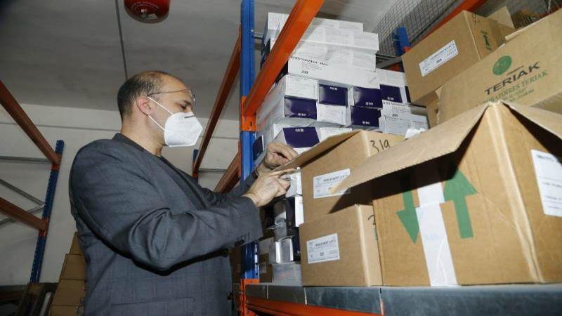 وزير الصحة: ترميم مستودع الكرنتينا سيُضاعف مساحته