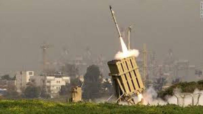 """وزارة الحرب الاسرائيلية سلّمت اول بطارية """"قبة حديدية"""" للجيش الامريكي"""