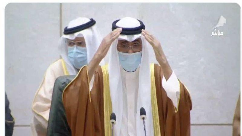 نواف الأحمد الصباح أدّى اليمين الدستورية أميرًا للكويت: نواجه تحديات خطيرة لا سبيل لتجاوزها إلّا بوحدة الصف