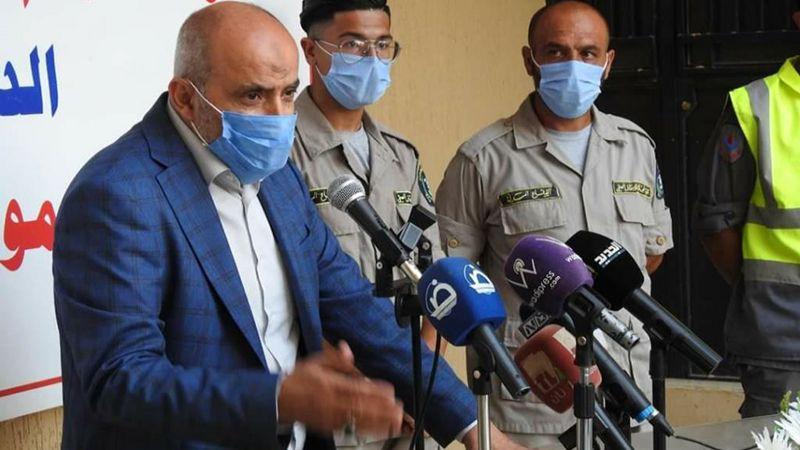 جشي تفقد مستشفى قانا الحكومي: الشكر لوزير الصحة لتأمينه الإمكانات اللازمة لتأهليه