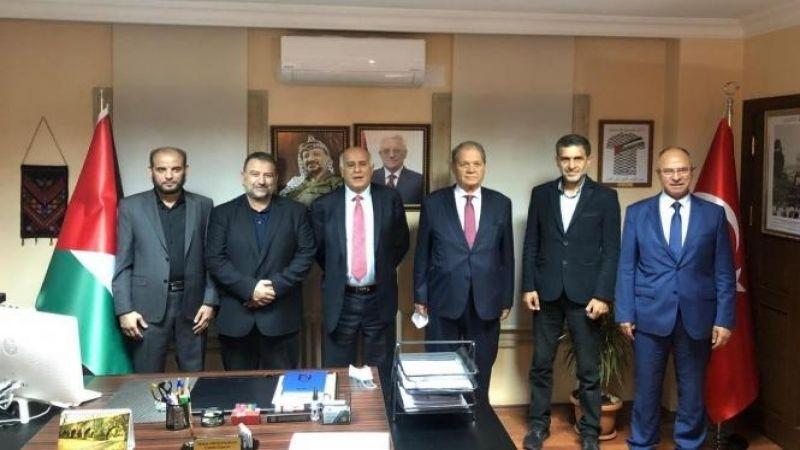 """قيادة """"حماس"""" تنهي اجتماعاتها حول الحالة الوطنية: الوحدة خيار استراتيجي"""