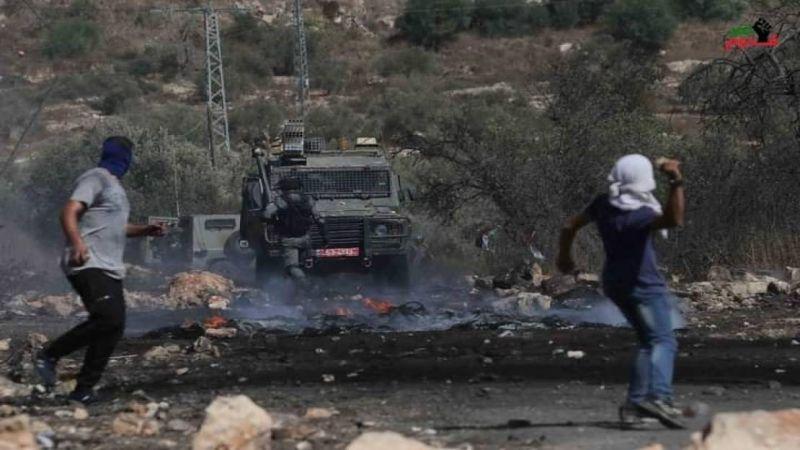 إصابة عشرات الفلسطينيين بالرصاص والاختناق في مواجهات مع الاحتلال