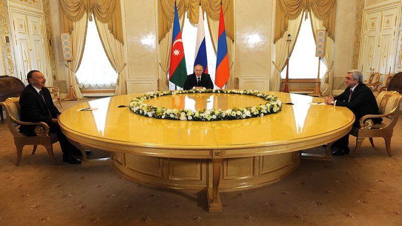 روسيا تدخل على خطّ التهدئة بين أذربيجان وأرمينيا