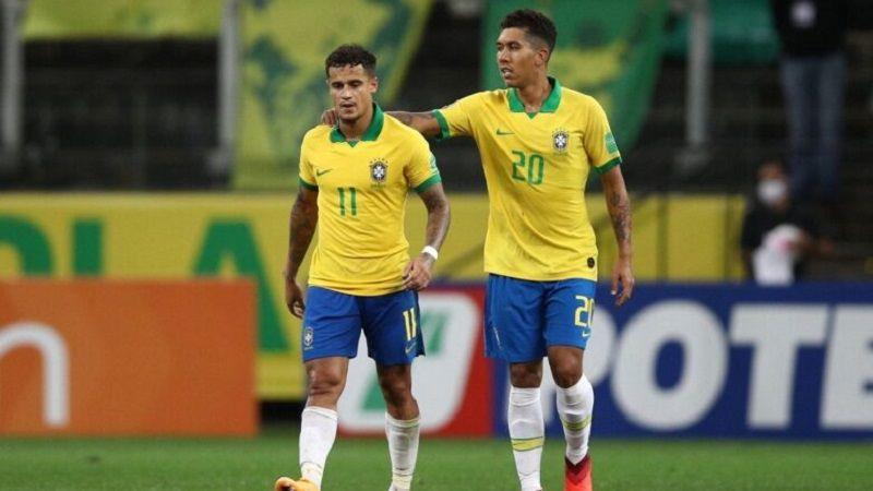 فوز للبرازيل وكولومبيا في تصفيات كأس العالم