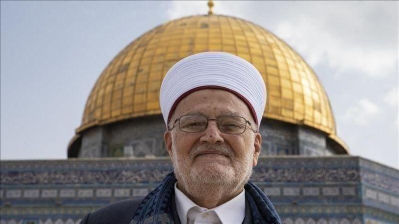 الشيخ عكرمة صبري: الاحتلال يحاول السيطرة على مناطق محددة في المسجد الأقصى