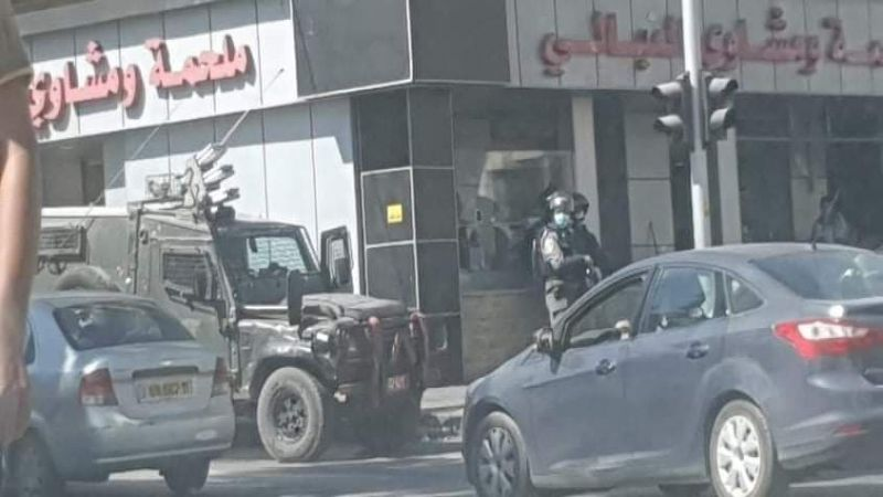إصابة عشرات الفلسطينيين في مواجهات مع الاحتلال في مخيم الأمعري