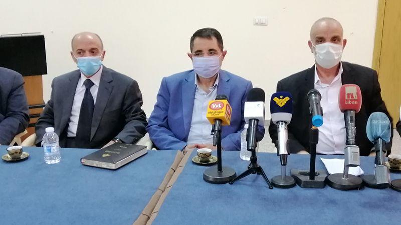 الحاج حسن: الوضع الأمني في بعلبك الهرمل سيتفاقم إذا لم يعالج