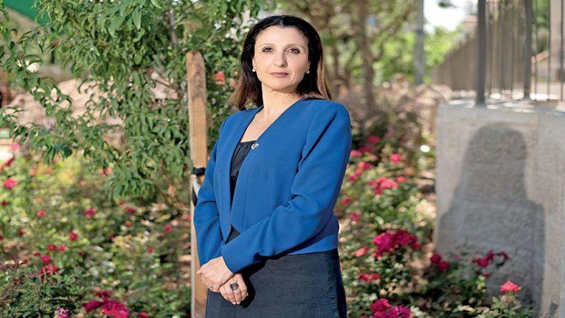 نائبة إسرائيلية تزور الإمارات لإقامة علاقات تجارية