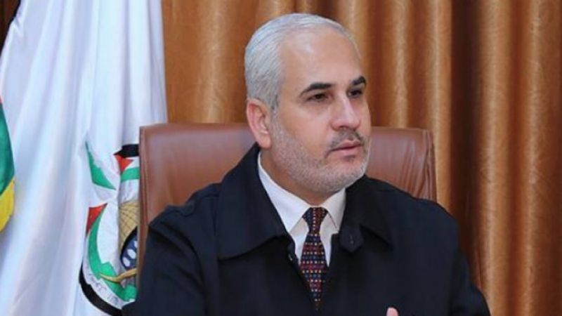 برهوم: حماس أرسلت رسائل واضحة للاحتلال بضرورة الافراج عن الأسير ماهر الأخرس