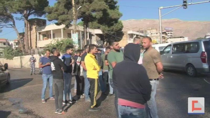 اعتصامات متنقلة في كل المناطق اللبنانية