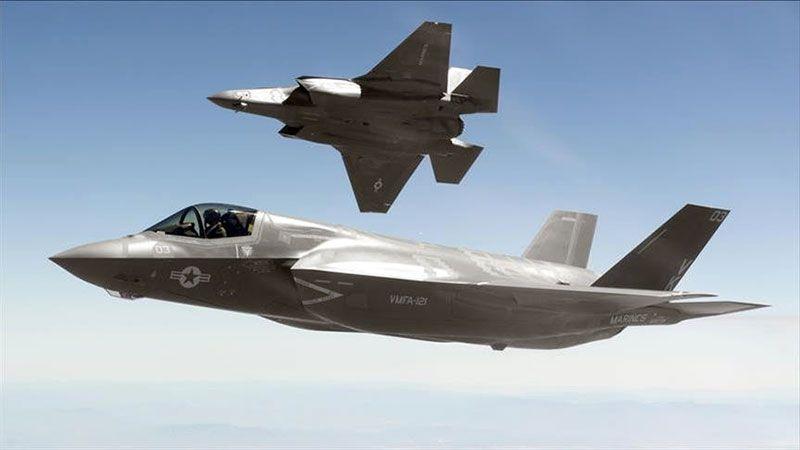 ماذا عن مناورة الخداع الأميركية - الإسرائيلية بالقاذفة اف 35؟