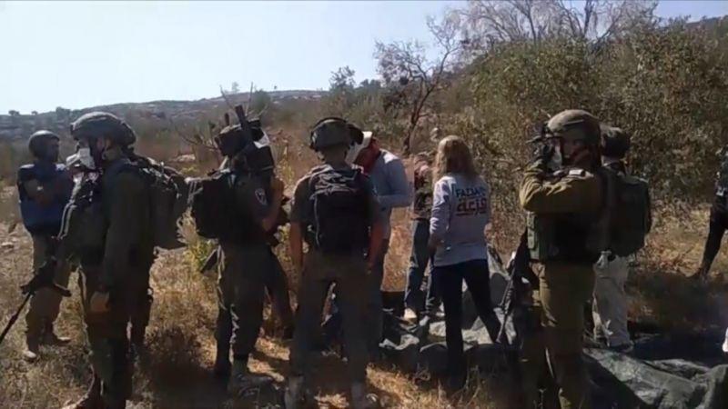"""""""فزعة الزيتون"""" .. حملة لحماية المزارعين الفلسطينيين من اعتداءات الصهاينة"""