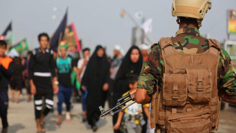العراق: القبض على مزعزعي الأمن في كربلاء المقدسة