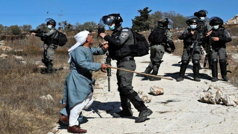 الضفة الغربية تواجه الاستيطان .. إصابات جراء قمع الاحتلال