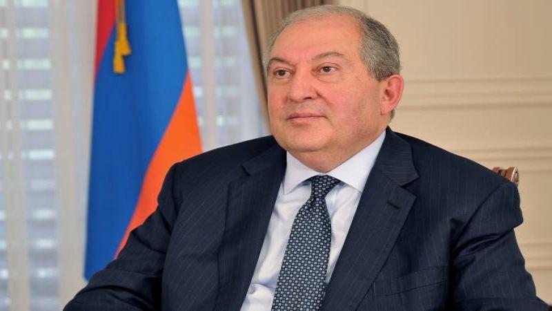 """رئيس أرمينيا يهاجم الكيان الصهيوني: """"خاب ظني كثيرًا بكم"""""""