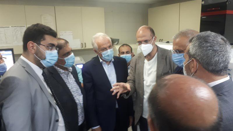 وزير الصحة: تعاوننا على دعم القطاع الصحي يحمي المجتمع