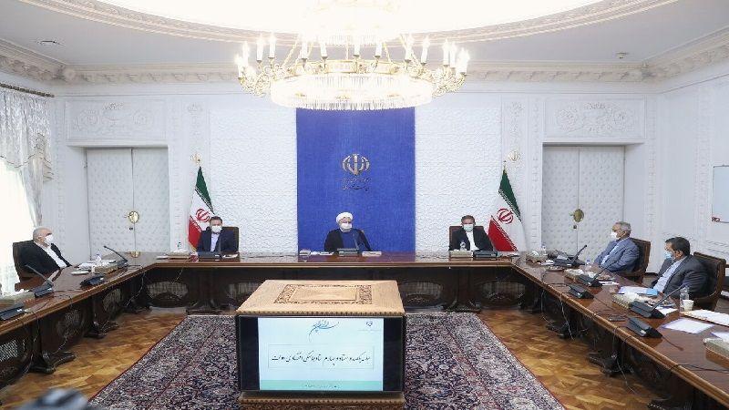 روحاني: إيران أفشلت المخططات الأمريكية لتدمير الاقتصاد الإيراني