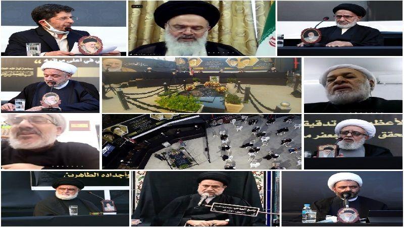ندوة للمستشارية الثقافية الإيرانية في ذكرى رحيل العلامة مرتضى العاملي