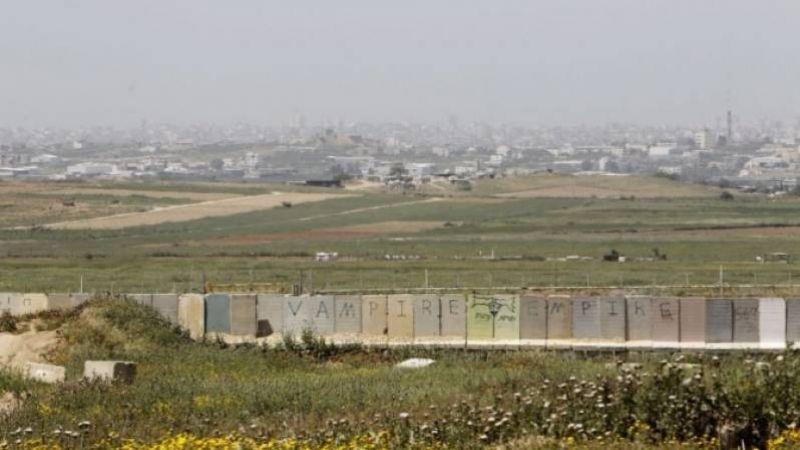العدو يُخطر المستوطنين بعدم التوجه إلى الحدود مع غزة