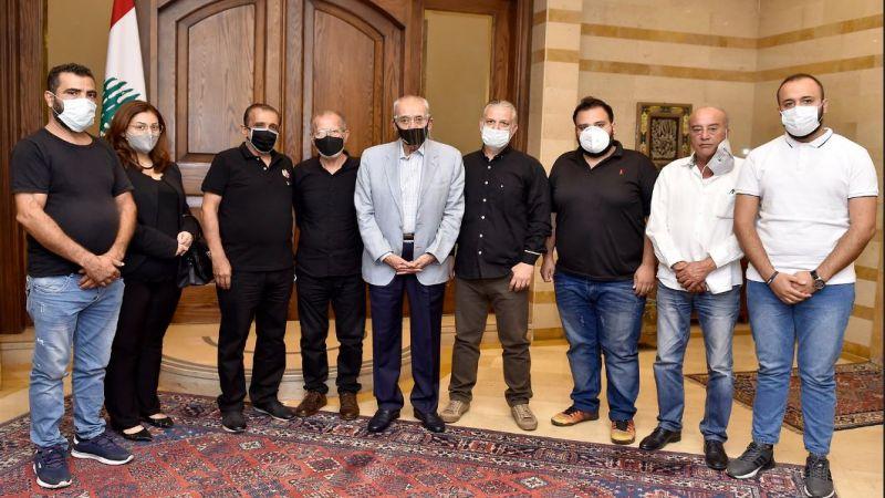 الرئيس بري: مجلس النواب سيعمل على إنصاف شهداء وجرحى انفجار مرفأ بيروت