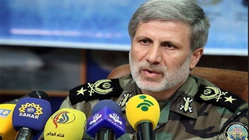 وزير الدفاع الإيراني: لا حوار مع الأمريكيين بشأن منظوماتنا الصاروخية