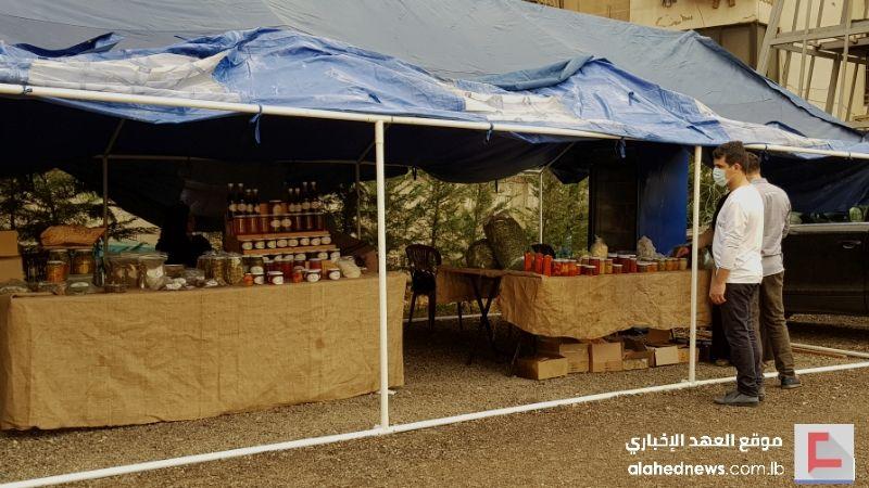 بعد التوقف بسبب كورونا.. سوق المزارع يعود الى بيروت كل اربعاء