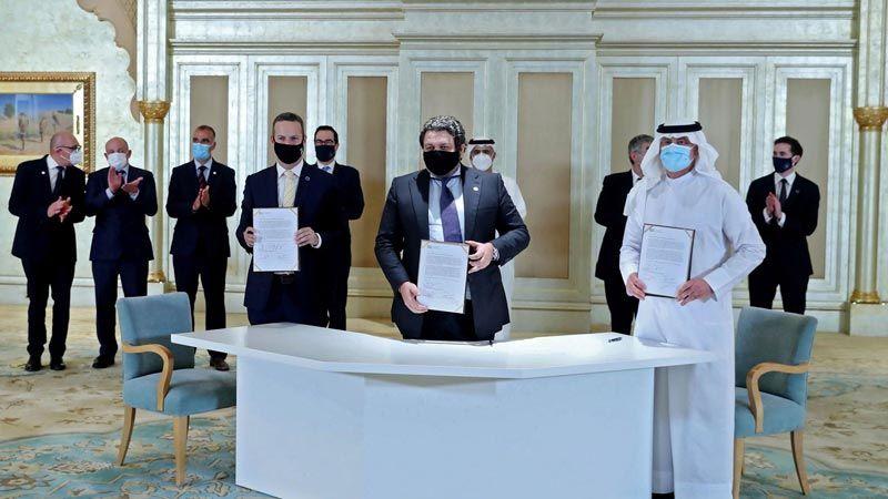 خشية لدى المؤسسة الأمنية الإسرائيلية من اتفاق التأشيرات مع الإمارات