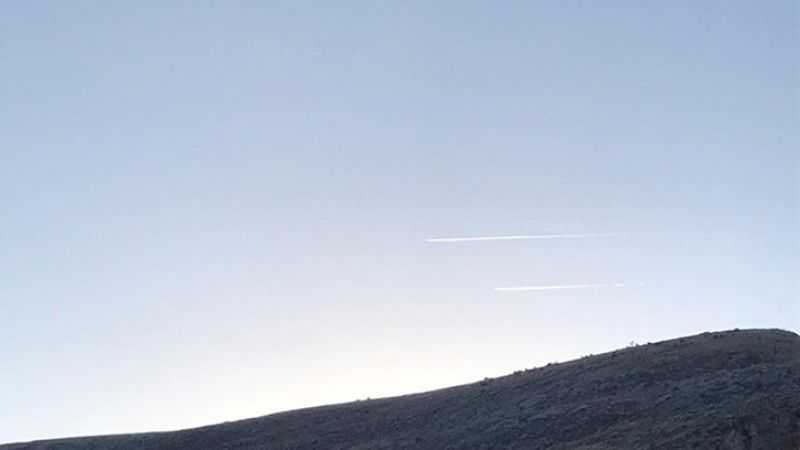 طيران حربي صهيوني يخترق الأجواء اللبنانية بشكل مكثّف
